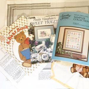 COUNTED CROSS STITCH COLLECTION